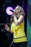 Ζωντανός γύρος 2013 του American Idol Στοκ Εικόνες