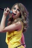 Ζωντανός γύρος 2013 του American Idol Στοκ Φωτογραφία