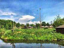 Ζωολογικός κήπος σε Opole στοκ εικόνα με δικαίωμα ελεύθερης χρήσης
