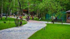 Ζωολογικός κήπος Belgorod Στοκ φωτογραφία με δικαίωμα ελεύθερης χρήσης
