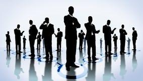 Ζωτικότητα επιχειρηματιών διανυσματική απεικόνιση
