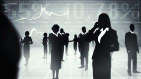 Ζωτικότητα επιχειρηματιών απεικόνιση αποθεμάτων