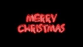 Ζωτικότητα κειμένων Χριστουγέννων νέου περιτύλιξης για την επίδειξη οθόνης και διαφήμιση απεικόνιση αποθεμάτων