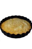 Ζύμη για την πίτα μήλων Στοκ Εικόνες