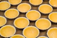 Ζύμη με μορφές μπισκότων Στοκ φωτογραφία με δικαίωμα ελεύθερης χρήσης