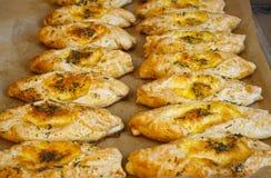 Ζύμη ριπών με το τυρί Στοκ Φωτογραφίες