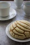 Ζύμη & τσάι Στοκ Εικόνα