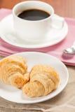 Ζύμη Croissant Στοκ Φωτογραφία