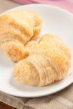 Ζύμη Croissant Στοκ Φωτογραφίες