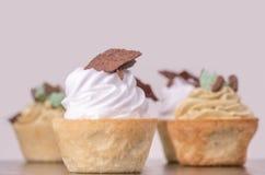 Ζύμη cupcakes Στοκ Εικόνες