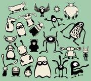 ζώα αστεία Στοκ Εικόνα