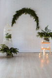 Ζώνη γαμήλιων φωτογραφιών Στοκ εικόνες με δικαίωμα ελεύθερης χρήσης