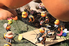 Ζώνη μελισσών Στοκ φωτογραφία με δικαίωμα ελεύθερης χρήσης