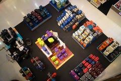 Ζώνη πώλησης προώθησης κεντρικό mai Chiang φεστιβάλ Στοκ εικόνα με δικαίωμα ελεύθερης χρήσης