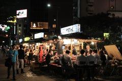 Ζώνη του Φουκουόκα στο Φουκουόκα, Ιαπωνία Στοκ φωτογραφία με δικαίωμα ελεύθερης χρήσης