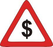 ζώνη χρημάτων Στοκ Φωτογραφίες