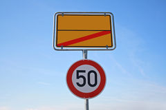 ζώνη 50 Στοκ φωτογραφία με δικαίωμα ελεύθερης χρήσης