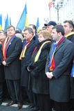 ηγέτες antonescu crin φιλελεύθερο&io Στοκ εικόνες με δικαίωμα ελεύθερης χρήσης