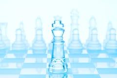 Ηγέτης σκακιού Στοκ Εικόνες