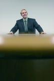 ηγέτης 59 επιχειρήσεων Στοκ φωτογραφία με δικαίωμα ελεύθερης χρήσης
