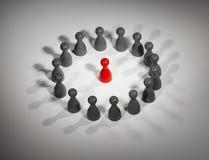 ηγεσία έννοιας ελεύθερη απεικόνιση δικαιώματος