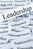 ηγεσία έννοιας Στοκ Φωτογραφίες