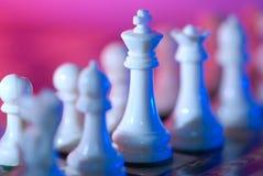 ηγεσία σκακιού στοκ φωτογραφίες