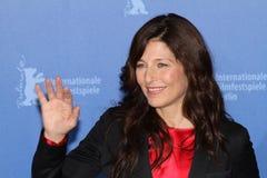 ηθοποιός Catherine keener Στοκ Φωτογραφίες