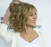 Ηθοποιός Christine Lahti Στοκ φωτογραφία με δικαίωμα ελεύθερης χρήσης