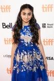 Ηθοποιός Saara Chaudry στο διεθνές φεστιβάλ ταινιών του Τορόντου Στοκ εικόνα με δικαίωμα ελεύθερης χρήσης