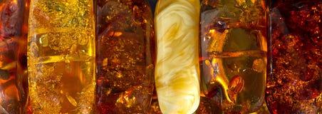 ηλέκτρινες πέτρες Στοκ φωτογραφίες με δικαίωμα ελεύθερης χρήσης