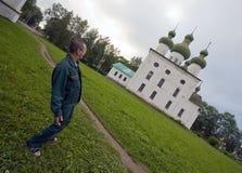ηλίθιος τουρίστας Στοκ εικόνα με δικαίωμα ελεύθερης χρήσης