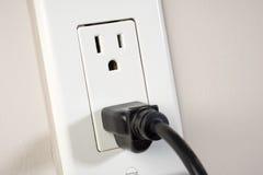 ηλεκτρική έξοδος Στοκ Φωτογραφίες