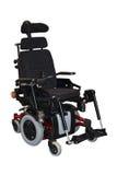 ηλεκτρική αναπηρική καρέκ&l Στοκ Εικόνες