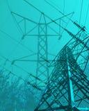 ηλεκτρική δύναμη στοκ εικόνες με δικαίωμα ελεύθερης χρήσης