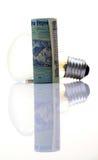ηλεκτρική ενέργεια ακρι&b Στοκ Εικόνες