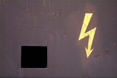 ηλεκτρική ενέργεια προσ&o Στοκ εικόνες με δικαίωμα ελεύθερης χρήσης