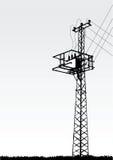ηλεκτρική ενέργεια Στοκ φωτογραφία με δικαίωμα ελεύθερης χρήσης