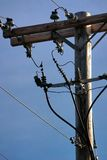ηλεκτρική ενέργεια Στοκ εικόνες με δικαίωμα ελεύθερης χρήσης