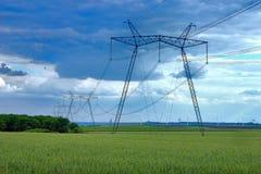 ηλεκτρική ενέργεια Στοκ Φωτογραφίες