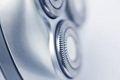 ηλεκτρική επικεφαλής ξυριστική μηχανή Στοκ Φωτογραφίες