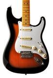 ηλεκτρική κιθάρα σωμάτων Στοκ φωτογραφίες με δικαίωμα ελεύθερης χρήσης