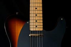 ηλεκτρική κιθάρα στοκ εικόνες με δικαίωμα ελεύθερης χρήσης