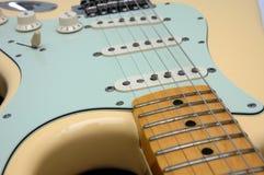 ηλεκτρική κιθάρα 3 κινηματ&o Στοκ Εικόνες