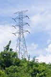 ηλεκτρική μετάδοση ισχύο Στοκ φωτογραφίες με δικαίωμα ελεύθερης χρήσης
