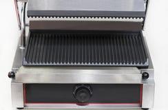 Ηλεκτρική σχάρα για το μαγείρεμα των τροφίμων στοκ φωτογραφία
