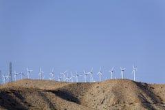 ηλεκτρικός αέρας φύλλων μ& στοκ φωτογραφία