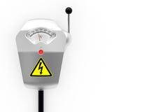 ηλεκτρικός μεταλλικός διακόπτης κιβωτίων Στοκ Εικόνες