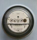 ηλεκτρικός μετρητής Στοκ φωτογραφίες με δικαίωμα ελεύθερης χρήσης
