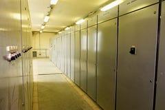 ηλεκτρικός μηχανισμός δι&al ηλεκτρικός βιομηχανικός ηλεκτρική τάση δωματίων φυτών ελέγχου Στοκ φωτογραφία με δικαίωμα ελεύθερης χρήσης